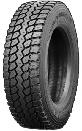 NEUMATICOS 235/75 R17.5 16PR TUB TR689A TRIANGLE